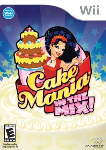 Cake Mania: In the Mix! - Wii