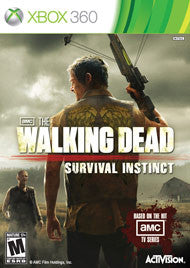 Walking Dead: Survival Instinct - Pre-Owned Xbox 360
