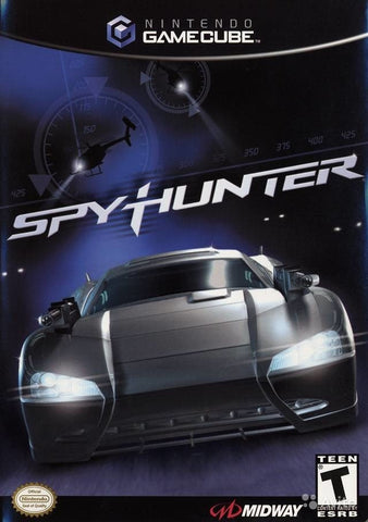 Spy Hunter - Gamecube