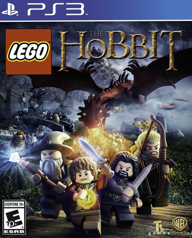 Lego Hobbit - Playstation 3