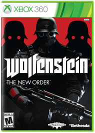 Wolfenstein New Order - Pre-Owned Xbox 360