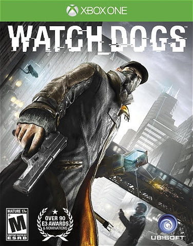 Watch Dogs - Pre-Owned Xbox One