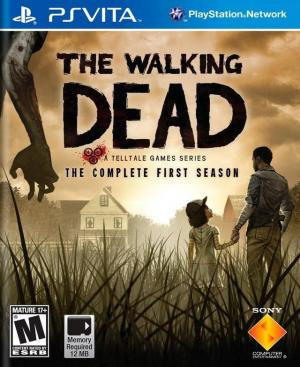 The Walking Dead: A Telltale Games Series - The Complete First Season - Pre-Owned Playstation vita