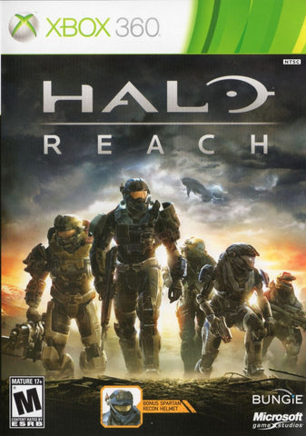 Halo: Reach - Pre-Owned Xbox 360
