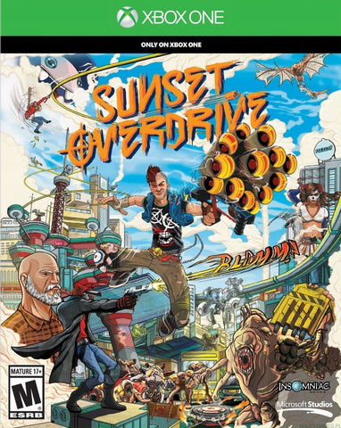 Sunset Overdrive - Pre-owned Xbox One