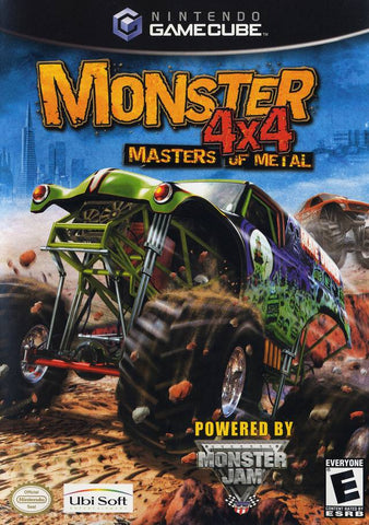 Monster 4x4: Masters of Metal - Gamecube