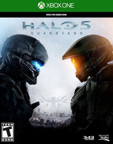 Halo 5: Guardians - Pre-Owned Xbox One