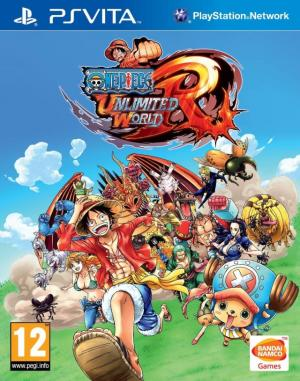 One Piece: Unlimited World Red - Playstation Vita