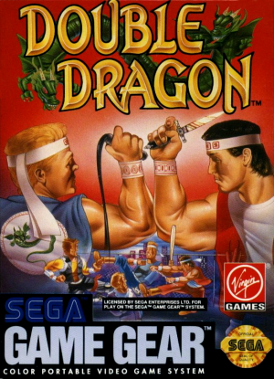 Double Dragon - Game Gear