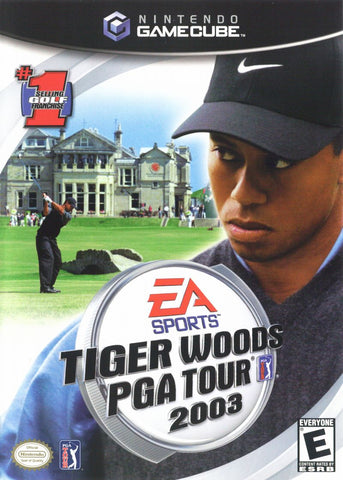 Tiger Woods 2003 - Gamecube