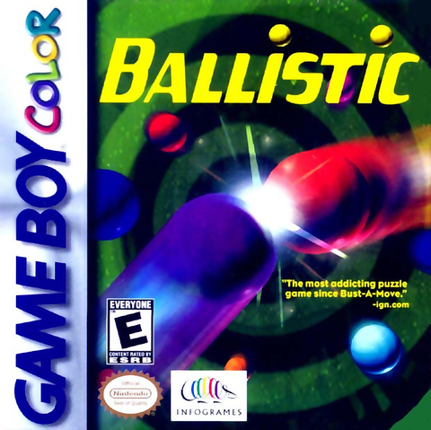 Ballistic - Gameboy Color