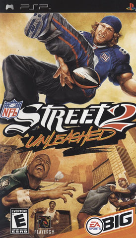 NFL Street Unleashed 2 - PSP
