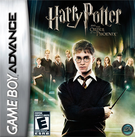Harry Potter and the Order of the Phoenix - Gameboy Advance