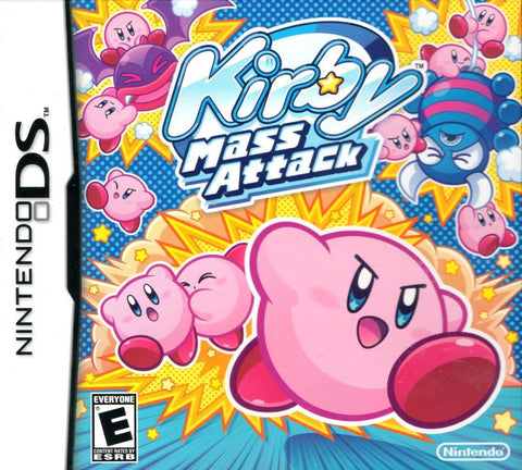 Kirby: Mass Attack - DS