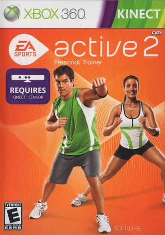 EA Sports Active 2 - Pre-Owned Xbox 360