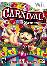 Carnival Games - Wii