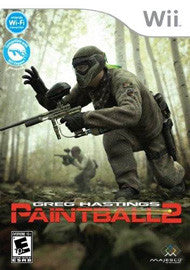 Greg Hasting's Paintball 2 - Wii