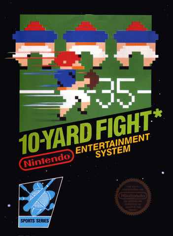 10-Yard Fight - NES