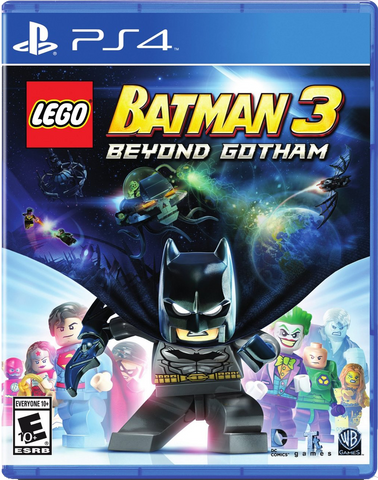 Lego Batman 3: Beyond Gotham - Pre-Owned Playstation 4