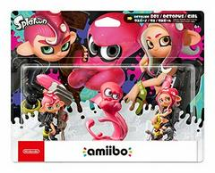 Amiibo - Splatoon 2 Octoling 3 Pack - Pre-Owned