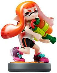 Amiibo - Splatoon Inkling Girl