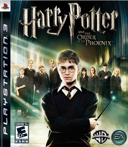 Harry Potter and the Order of the Phoenix - Pre-Owned Playstation 3