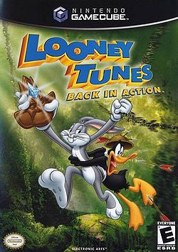 Looney Tunes: Back in Action - Gamecube