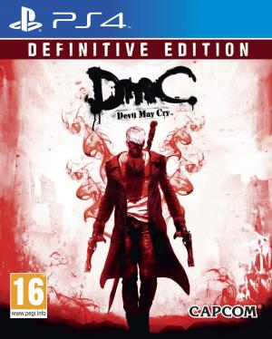 DMC: Devil May Cry - Definitive Edition - Pre-Owned Playstation 4
