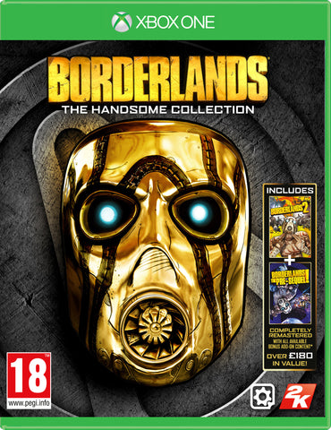 Borderlands: The Handsome Collection - Pre-Owned Xbox One
