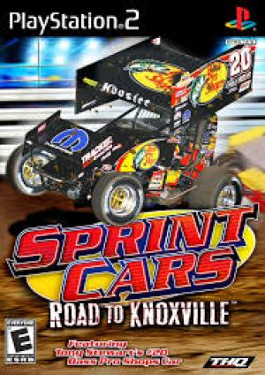 Sprint Cars: Road to Knoxville - Playstation 2