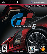 Gran Turismo 5 - Pre-Owned Playstation 3