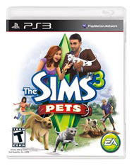 Sims 3: Pets - Pre-Owned Playstation 3