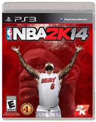 NBA 2K14 - Pre-Owned Playstation 3