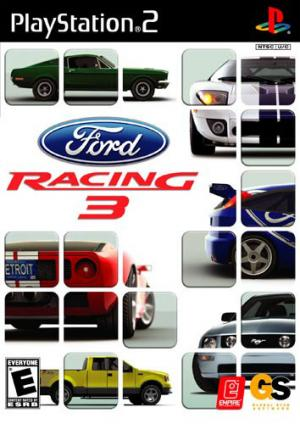 Ford Racing 3 - Playstation 2
