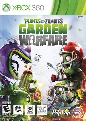 Plants Vs Zombies Garden Warfare - Pre-Owned Xbox 360
