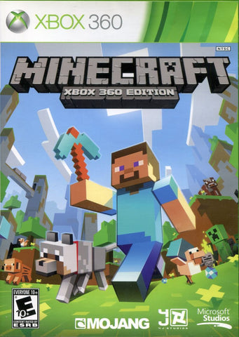 Minecraft - Pre-Owned Xbox 360