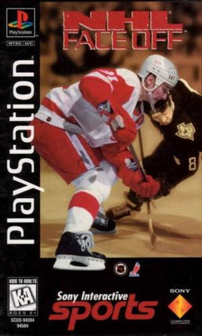 NHL Faceoff - Playstation