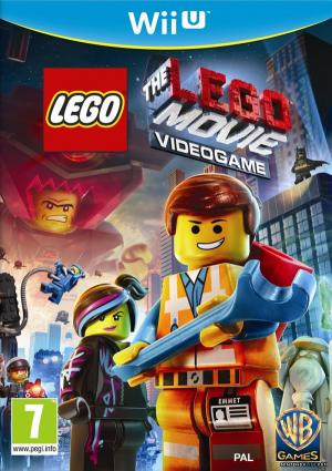 Lego Movie Videogame - Pre-Owned Wii U