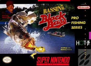 Bassin's Black Bass - SNES