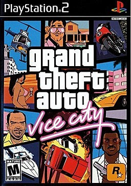 Grand Theft Auto: Vice City - PlayStation 2