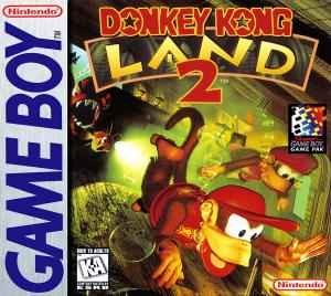 Donkey Kong Land 2 - Gameboy