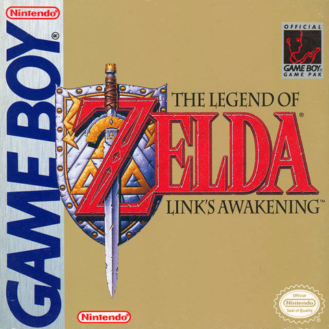 Legend of Zelda: Link's Awakening - Gameboy