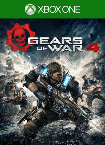 Gears of War 4 - Pre-Owned Xbox One