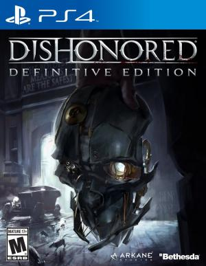 Dishonored: Definitive Edition - Pre-Owned PlayStation 4