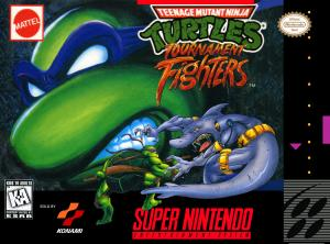 Teenage Mutant Ninja Turtles: Tournament Fighters - SNES
