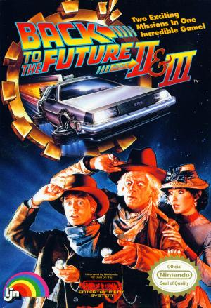 Back to the Future: Part II & III - NES