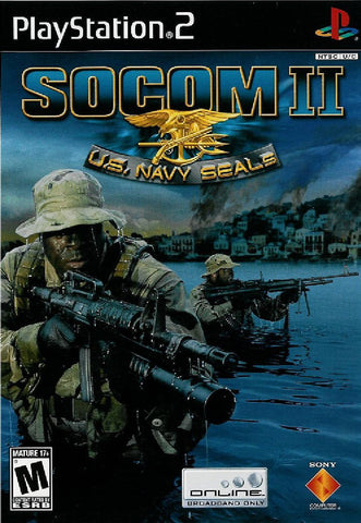 Socom 2 - Playstation 2