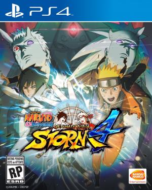 Naruto Shippuden: Ultimate Ninja Storm 4 - Pre-Owned Playstation 4