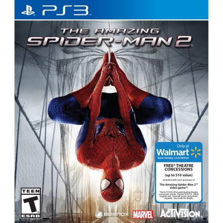 Amazing Spider-Man 2 - Pre-Owned Playstation 3