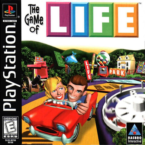 The Game of Life - Playstation